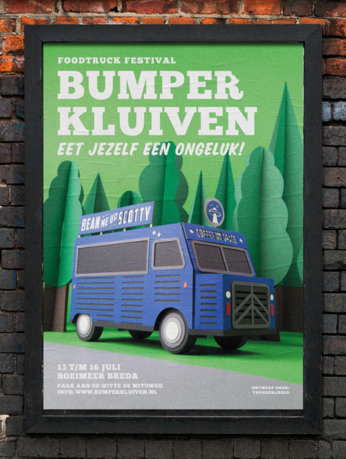 Bumperkluiven by Thunder and Bold